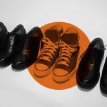 Lenz marketing shoes