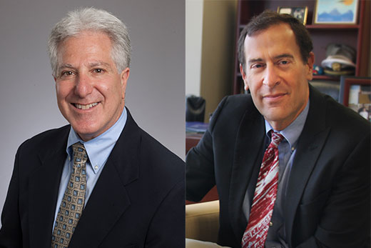Allan Levey and Bob Breiman