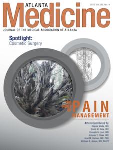 Atlanta Medicine June July 2015 - Pain Management