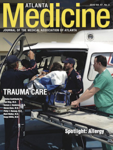 Atlanta Medicine Feb Mar 2016 Issue