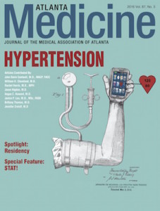 Atlanta Medicine April May Issue