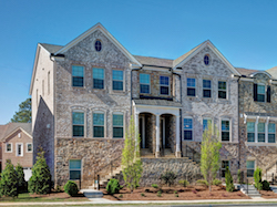 Towns at Druid Hills Exterior