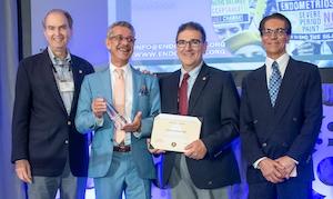 Dr. Ceana Nezhat wins award