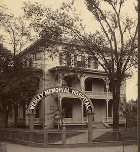 Wesley Memorial Hospital