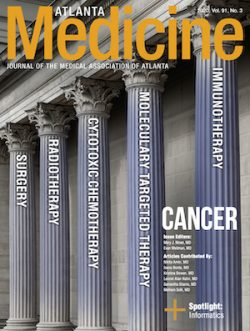 Atlanta Medicine Cancer 2020