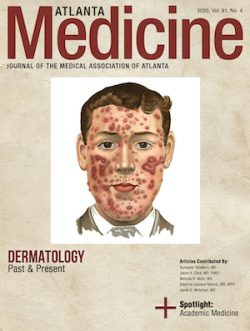 Atlanta Medicine Dermatology Issue 2020
