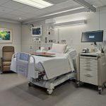 Prefabricated ICU Room Bed