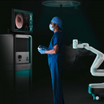 Monarch robotic lung cancer detection equipment