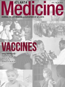 Atlanta Medicine Journal Vaccines Cover