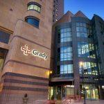 Grady Health System building